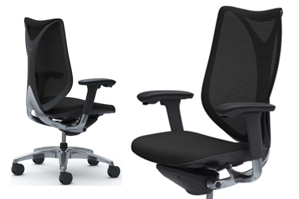 OKAMURA SABRINA SMART Chair Black