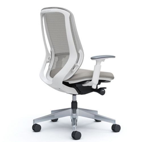 SYLPHY White Body Chair