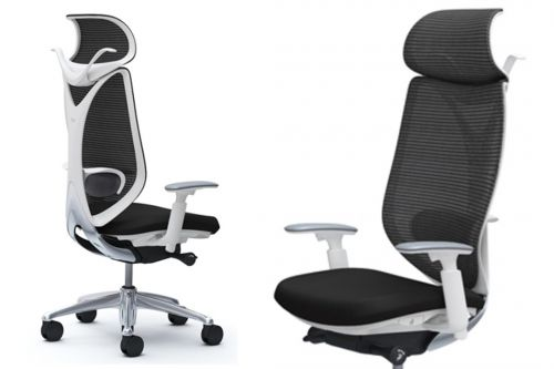 OKAMURA SABRINA STANDARD White Body OfficeChair